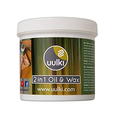 Uulki® Natural Woodcare – 2 in 1