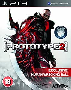 Prototype 2: Exclusive to Amazon.co.uk Wrecking Ball Radnet Edition (PS3)