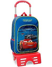 Preisvergleich für Cars Racing Rucksack mit Trolley