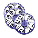 Zerama 1/2/3 / 4pcs Post Filtre HEPA Moteur Remplacement pour Dyson DC05 DC08 DC19...
