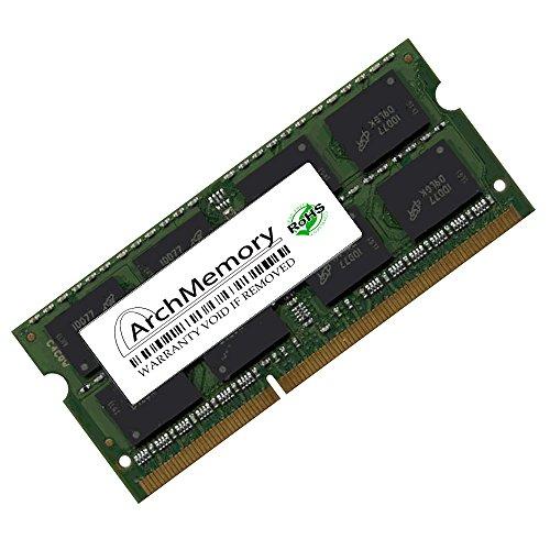 8GB DDR3-1600PC3-12800204-PIN Laptop Modul austauschbar w/CT102464BF160B von Arch Memory -