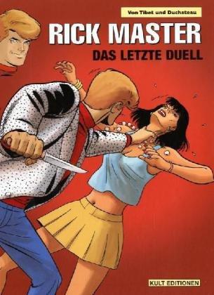 Rick Master 76: Das letzte Duell