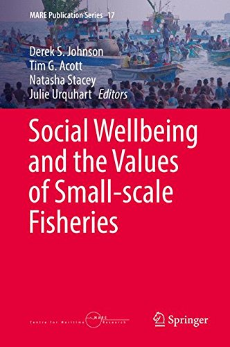 Preisvergleich Produktbild Social Wellbeing and the Values of Small-scale Fisheries (MARE Publication Series,  Band 17)