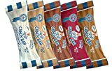 Frankys Bakery Candy Bar Eiweiß Energieriegel Protein Kohlenhydrate Proteinriegel 12x60g (Cherry Nut - Kirsche Nuss)