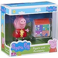 Peppa Pig Figura e accessori Peppa & Casa Set - Aula Garden Set