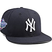 NEW YORK YANKEES Mariano Rivera 1998 World Series Patch 59 Fifty Fitted Cap  by New Era 250254ab8997