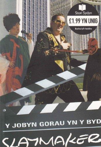 y-jobyn-gorau-yn-y-byd-welsh-edition