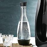 Rosenstein & Söhne Ersatz-Flasche für Wassersprudler WS-110.Soda, 1 l -