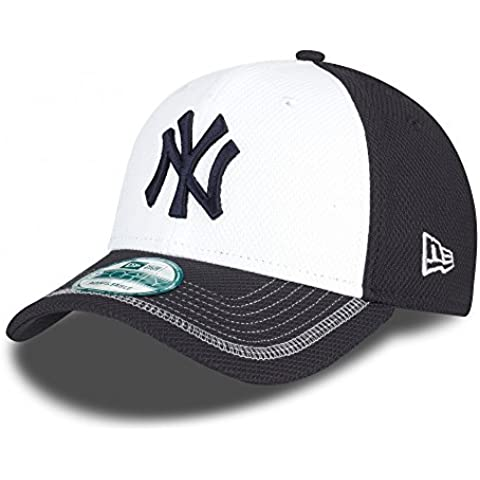 New Era MLB NEW YORK YANKEES Diamond Stitch 9FORTY Trucker Cap