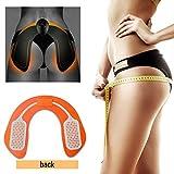 Die besten Schönheit elektrische Massage - DAMIGRAM EMS Hip Elektrostimulation, Körper Schönheits Hinterteile Die Bewertungen