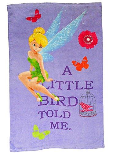 Unbekannt Badetuch - Disney Fairies Tinkerbell - 70 cm * 120 cm Handtuch Strandtuch - 100 {04280a94354bd9556646827fa4a47240835d2ba31a9b4d2b4e8ebca75660b808} Baumwolle - Fairy Feen - Kinder - für Mädchen 70x120 - Kinder Badehandtuch F..