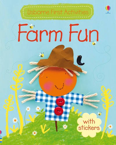 Farm Fun (Usborne First Activities)