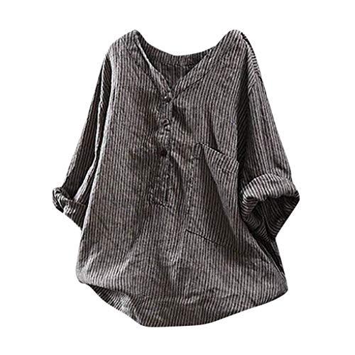 Skang Tops - Camiseta de Manga Corta para Mujer