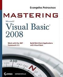 Mastering Microsoft Visual Basic 2008