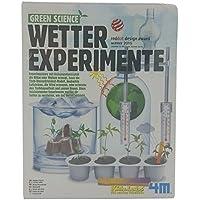 Juguete de Ciencia meteorológica Green Science de 4 m