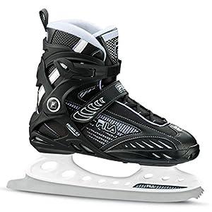 Fila Eishockey Schlittschuhe Primo Ice Damen schwarz Größe 39