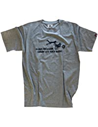 Shirtzshop Erwachsene T-Shirt Original Kann Ich Auch Mach Ich Aber Nicht - Motocross