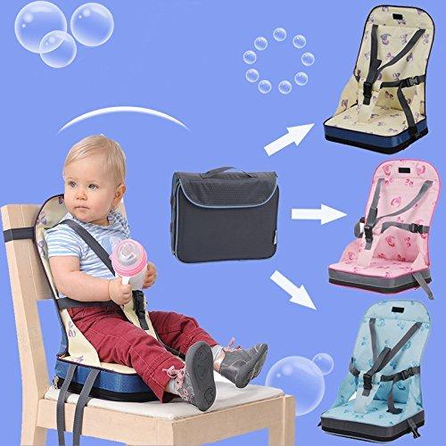 Smartlife Port - Bolsa silla comedor arnés seguridad