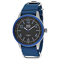 Q&Q Casual Watch For Men Analog Fabric - Q922J535Y