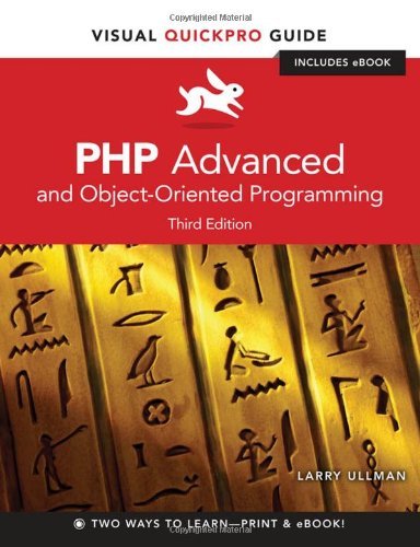 PHP Advanced and Object-Oriented Programming: Visual QuickPro Guide (Visual QuickPro Guides) thumbnail