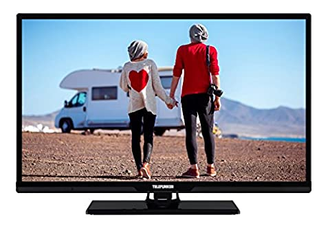Telefunken XH24A401V 61 cm (24 Zoll) Fernseher (HD ready, Triple-Tuner, Smart TV)