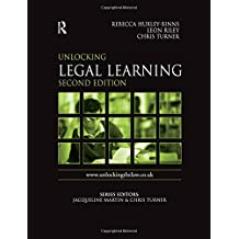 Unlocking Legal Learning (Unlocking the Law)