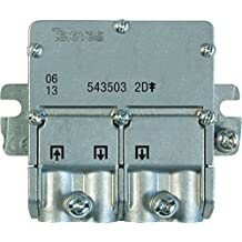 Televes 543503 - Mini repartidor 5 2400mhz easyf 2d 4,3/4db