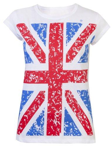 Love Lola -  T-shirt - Maniche corte - Donna bianco Large