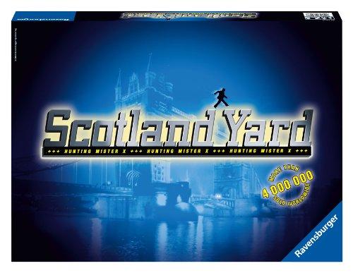 (Ravensburger 26117 - Scotland Yard - Spiel des Jahres 1983)