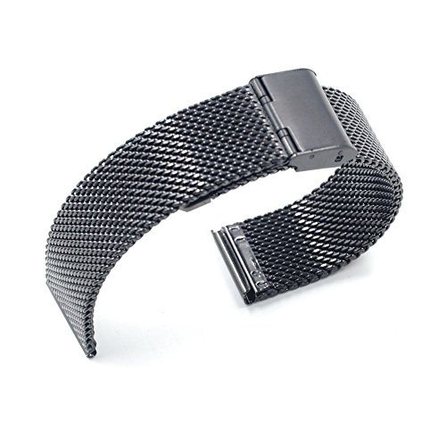 creation-stainless-steel-bracelet-strap-watch-mesh-replacement-band-18-20-22-24-mm-24mm-black