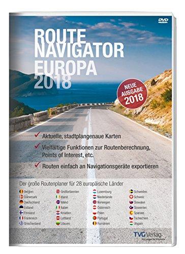 RouteNavigator Europa 2018