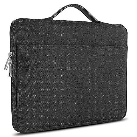 13.3 Pouces Housse Pour MacBook Air /MacBook Pro/ MacBook Pro Retina RIVERSONG 13 Pouces Sacoche Ordinateur Portable 13 Pouces Sac à main résistant à l