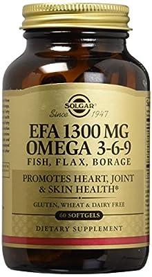 Solgar Omega 3-6-9 60 Gélules by Solgar