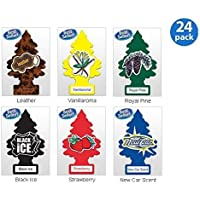 Little Trees Assorted Air Freshener Classic Scents (24 Pack) by Little Trees preisvergleich bei billige-tabletten.eu