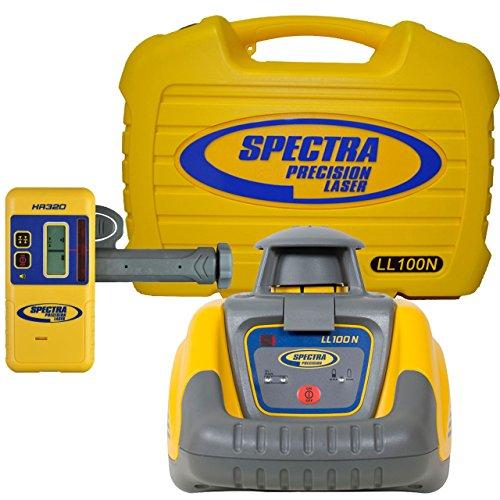Spectra Precision ll100N Livella Laser, colore: giallo