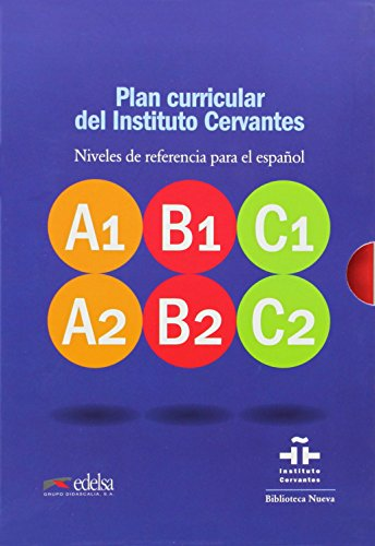 PLAN CURRICULAR INSTITUTO CERVANTES (VERSION MINI)