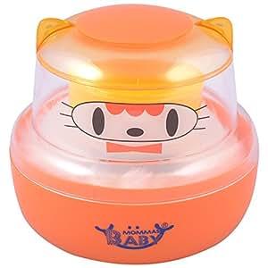 Mommas Baby India Powder Box-Orange
