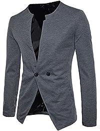 Herrensakko Carlos Sakko Anzug Blazer Klassische Sweatjacke Herren Mix Classic