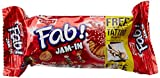 #1: Parle Fab Jam in, 66g with Free Metallic Tattoo