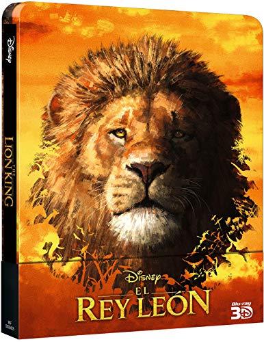 El Rey Leon (Steelbook)