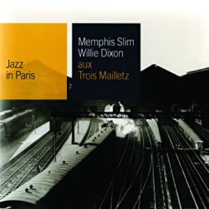 Collection Jazz In Paris - Aux Trois Mailletz - Digipack