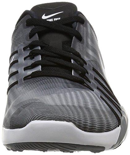 Nike Damen Wmns Free Tr 6 Prt Turnschuhe Schwarz (Schwarz / Weiß-Cool Grey)