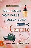 Der Fluch vom Valle della Luna: Nelly Rosso ermittelt. Kriminalroman