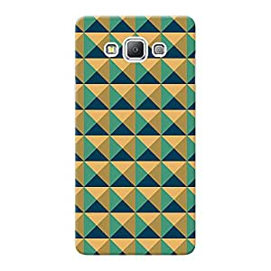 Inkif Printed Designer Case Mobile Back Cover For Samsung Galaxy A7