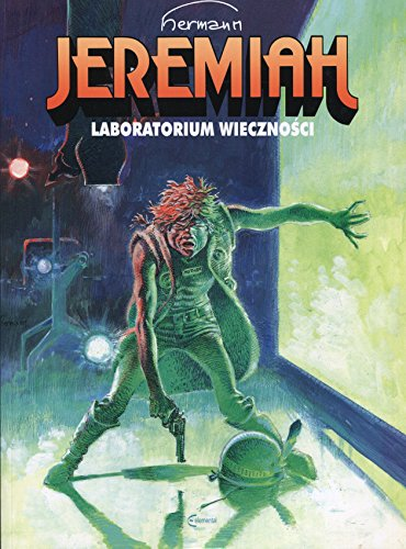 Jeremiah Tom 5 Laboratorium wiecznosci