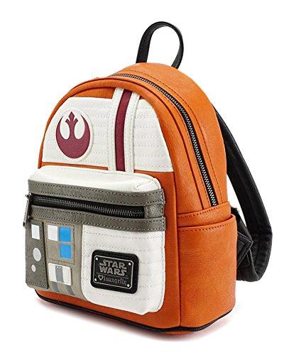 Loungefly X Star Wars Rebel Cosplay Mini-Rucksack -