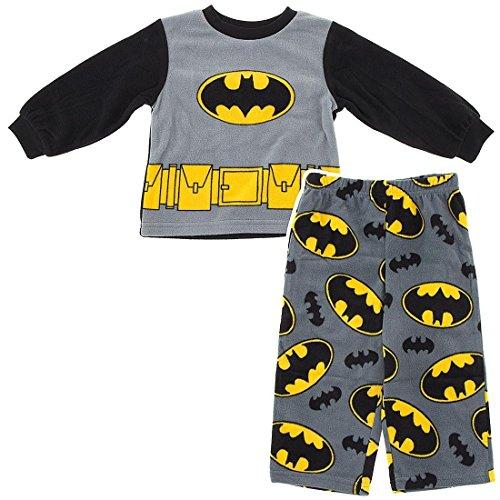 DC-Comics-Nios-2T-4T-Batman-juego-de-pijama