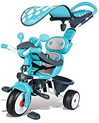 Smoby 740601 - Baby Driver Komfort, blau
