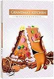 6pieza velas: Oma 's Navidad cocina/Grandma' s Kitchen, tiempo de combustión aprox. 4horas, tamaño aprox. 3,9x 1,2cm