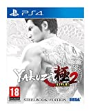 Yakuza Kiwami 2 Steel Book Edition (PS4)